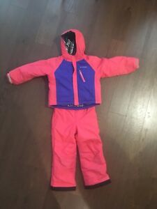Girls snow suit 4T