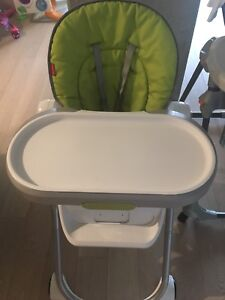 Fisher price High chair 4 in 1 total clean