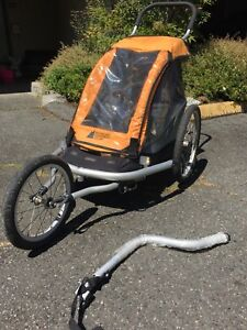 MEC Chariot with Bike Trailer Attachment