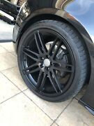 genuine Audi RS wheels and tyres Kealba Brimbank Area Preview