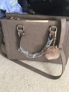 Beautiful brown purse