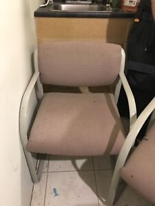 """Reception""""waiting room"""" office chair"""