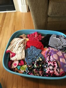 Huge lot of 18-24 month girls clothes