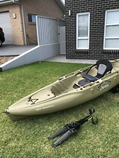 2013 hobie outback WITH ACCESSORIES