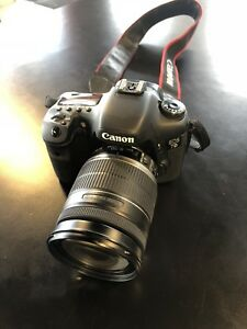 Canon 7D and canon efs 18-200mm f/3.5-5.6 len