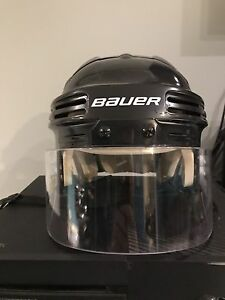 Bauer 4500L Hockey Helmet *Brand New* with Visor