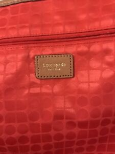Kate Spade weekend ski bag purchased 295$