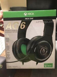 AfterGlow 6 Xbox One headset