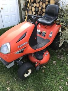 2013 Kubota lawnmower