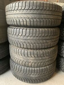 MICHELIN X-ICE 2 WINTER TIRES - 265/70/17