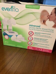 Advanced Double Electric Breast Pump and Haaka Pump!