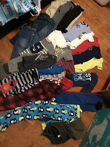 12M 12-18M and 18M Boys Clothing