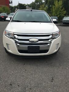 2012 ford edge sel ecoboost 2.0 4cyl