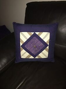Purple cushion covers Dubbo Dubbo Area Preview