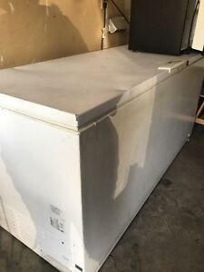 Commercial Chest Freezer and more All FREE