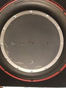 "Rockford Fosgate Punch P2 12"" Sub Only"