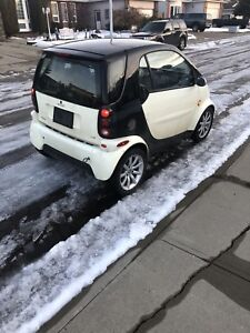 2007 Smart Fortwo Cdi Diesel 400Km On $15 Fuel! New Winter Tires