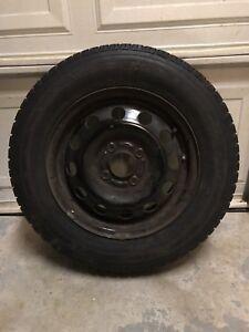 Nordic ice track winter tires