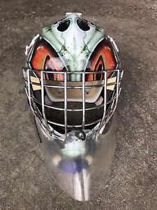 Youth Goalie Mask