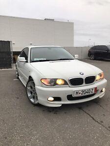 2005 BMW 325ci Euro Spec
