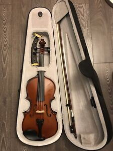 O. M. Monnich 3/4 Violin for beginners. Great Shape!