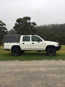 2001 Toyota Hilux Orbost East Gippsland Preview