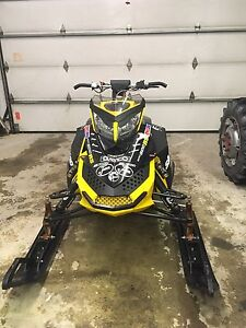 2013 600 rs trail converted