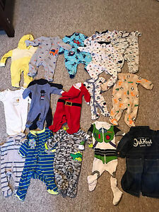 Baby clothes/items 0-12 months
