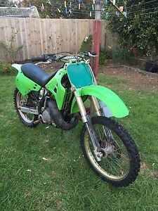 Kx250 Bonbeach Kingston Area Preview