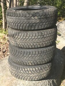 Winter tires studs 195/65 R15 - Sold