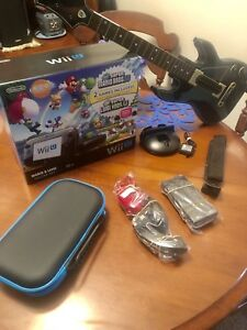 Nintendo WiiU Bundle With 20 Games & More!