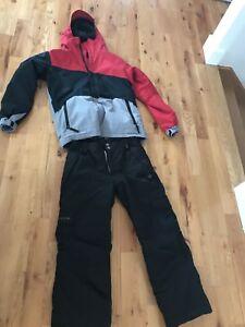 Manteau et pantalon de ski ou SNOW