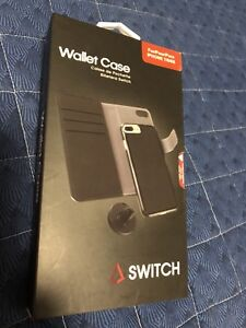iPhone 7 Plus wallet case new in box