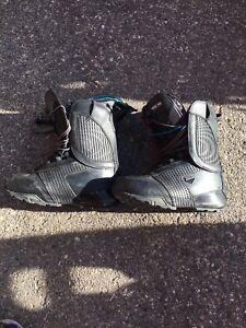 Various Snowboard Boots