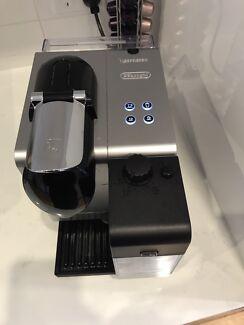 Nespresso DeLonghi Latissima Plus coffee machine