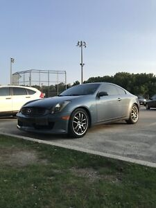 2005 G35 Coupe (CASH OR TRADE)