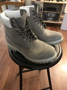 Timberland Boots grey Negotiable
