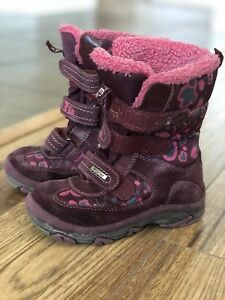 Pro Tex winter boot for girls size 8
