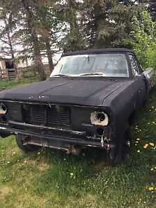 1983 dodge parts or project