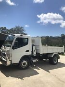 Tipper fuso 715 6500km's Gilston Gold Coast West Preview