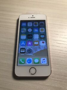 iPhone SE 16gb Rose Gold - UNLOCKED