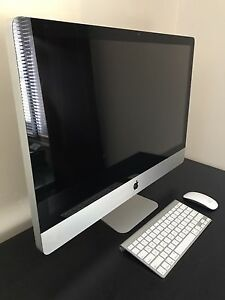 Apple iMac 27 2011 3.1Ghz Core i5 16GB/250GBSSD/1GB/DVDRW/BT WIFI North Perth Vincent Area Preview