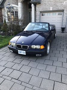 1997 BMW 328i m-package convertible