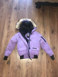 Canada goose lavender bomber (limited edition colour)