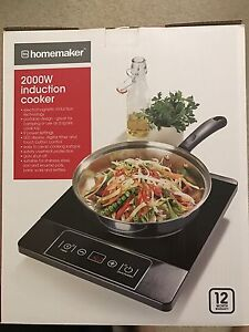 Induction cooker. Applecross Melville Area Preview