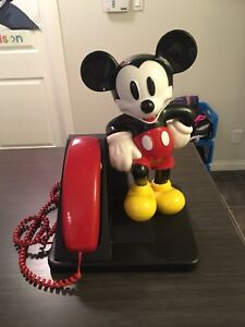 AT&T Mickey Mouse phone