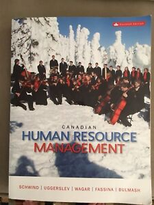 Human Resource management textbook 11th edition