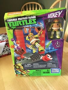 Teenage Mutant Ninja Turtles Mega Bloks