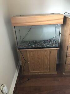 Fish tank (aquarium)