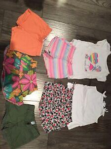 Lot vêtements fille d'été 2 ans